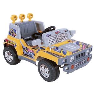 Электромобиль детский джип Baby Tilly ZP3599 Yellow