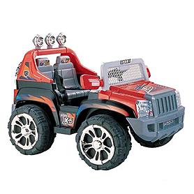 Фото 1 к товару Детский электромобиль джип Baby Tilly ZP5199 Red