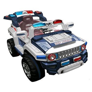 Детский электромобиль джип Baby Tilly BT-BOC-0016 White