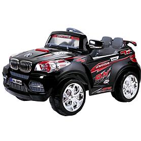 Электромобиль детский джип Baby Tilly BT-BOC-0017 Black