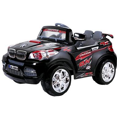 Детский электромобиль джип Baby Tilly BT-BOC-0017 Black