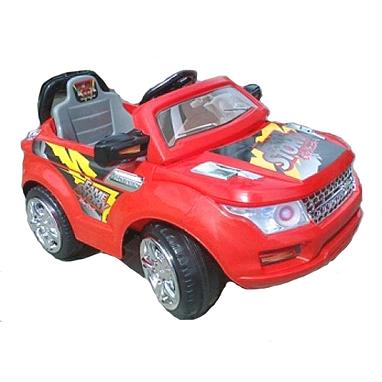 Детский электромобиль джип Baby Tilly BT-BOC-0024 Red