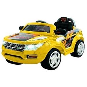 Детский электромобиль джип Baby Tilly BT-BOC-0024 Yellow