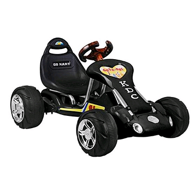 Детский электромобиль карт Baby Tilly BT-BOC-0014 Black