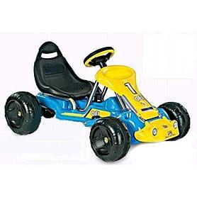 Детский электромобиль карт Baby Tilly BT-BOC-0027 Blue