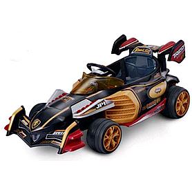 Фото 1 к товару Детский электромобиль Формула Baby Tilly HZL-F118 Black