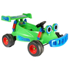 Детский электромобиль карт Baby Tilly YJ129 Green - фото 1