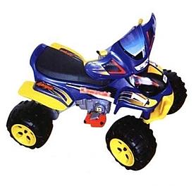 Детский электромобиль квадроцикл Baby Tilly BT-BOC-0039 Blue