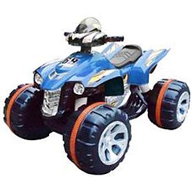 Детский электромобиль квадроцикл Baby Tilly BT-BOC-0040 Blue