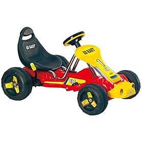 Детский электромобиль карт Baby Tilly BT-BOC-0027 Red