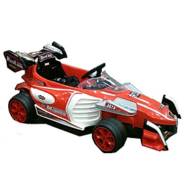 Фото 1 к товару Детский электромобиль Формула Baby Tilly HZL-F118 Red