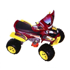 Детский электромобиль квадроцикл Baby Tilly BT-BOC-0039 Red