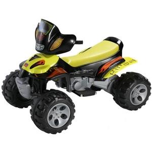 Детский электромобиль квадроцикл Baby Tilly BT-BOC-0039 Yellow