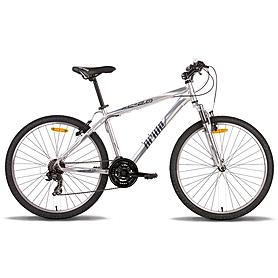 "Велосипед горный Pride XC-2.0 26"" 2015 серый рама - 15"""