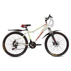 """Велосипед горный Premier Rocket Disc 26"""" белый с красным рама - 16"""""""