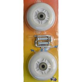 Фото 1 к товару Колеса для скейтбордов Ripstik M-Line 80 мм