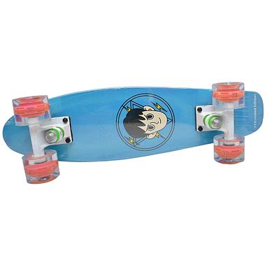 Скейтборд лонгборд Penny 22-D синий