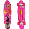 Скейтборд Penny Viva Cruiser Fish Line розовый - фото 1