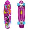 Скейтборд Penny Viva Cruiser Fish Line сиреневый - фото 1