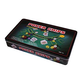 Фото 2 к товару Набор для игры в покер (300 фишек) TC04300