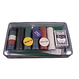 Фото 3 к товару Набор для игры в покер (300 фишек) TC04300