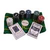 Набор для игры в покер (120 фишек) TC04120 - фото 1