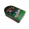 Набор для игры в покер (120 фишек) TC04120 - фото 2