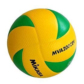 Фото 1 к товару Мяч волейбольный Mikasa MVA200CEV (Оригинал)