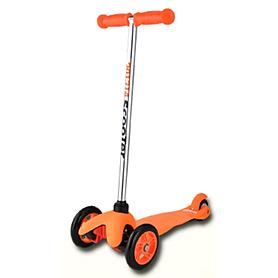 Фото 1 к товару Самокат трехколесный с наклоном руля 21st Scooter Z-29 оранжевый