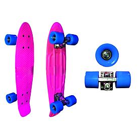Фото 1 к товару Cкейтборд Penny PC SK-4353 розовый