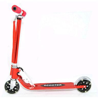 Самокат двухколесный Scooter Z-4 красный