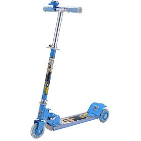 Фото 1 к товару Самокат трехколесный Scooter Z-668 синий