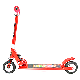 Фото 1 к товару Самокат двухколесный Scooter F-550 красный