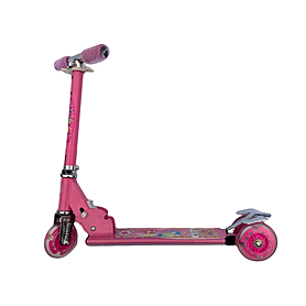 Фото 1 к товару Самокат трехколесный Scooter M-5A розовый