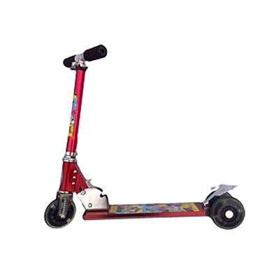 Самокат трехколесный Scooter  Z-1 красный
