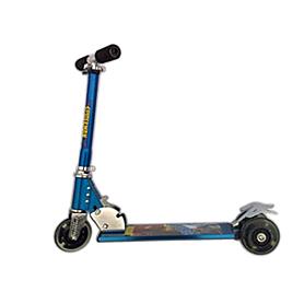 Фото 1 к товару Самокат трехколесный Scooter  Z-1 cиний