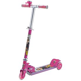 Фото 1 к товару Самокат трехколесный Scooter Z-668 розовый