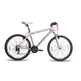 "Велосипед горный Pride XC-2.0 26"" 2015 серый матовый рама - 21"""