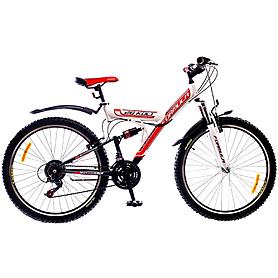 """Велосипед горный Formula Kolt 26"""" 2015 бело-красный рама - 18"""""""