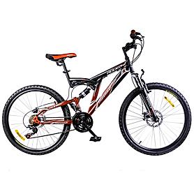 Велосипед горный Formula Rodeo 26 2015 красно-черный рама - 18