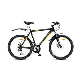 "Велосипед горный Avanti Meteorite 29"" черно-желтый рама - 21"""