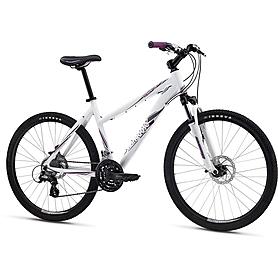 """Велосипед горный Mongoose Switchback Expert Womens 26"""" 2013 белый/перламутровый рама - M"""
