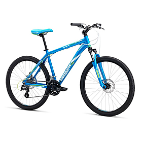"Велосипед горный Mongoose Switchback Expert 26"" 2013 голубой рама - M"