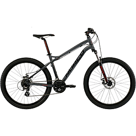 """Велосипед горный Norco Storm 6.2 26"""" 2012 серый рама - 19"""""""