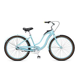 """Велосипед городской 26"""" Schwinn Debutante Women 2015 светло-голубой"""