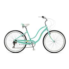 """Велосипед городской 26"""" Schwinn Sprite Women 2015 светло-голубой"""