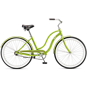 """Велосипед городской 26"""" Schwinn Slik Chik Women 2015 зеленый"""