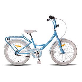 """Велосипед детский Pride Sandy 20"""" сине-белый глянцевый 2015"""