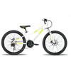 Велосипед подростковый Pride Pilot 24'' бело-зелёный глянцевый 2015 - фото 1