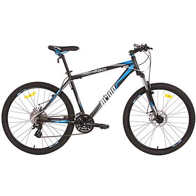 Велосипед горный Pride XC-250 HD 26'' черно-синий матовый 2015 рама - 19